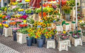 5 top markets in Amsterdam