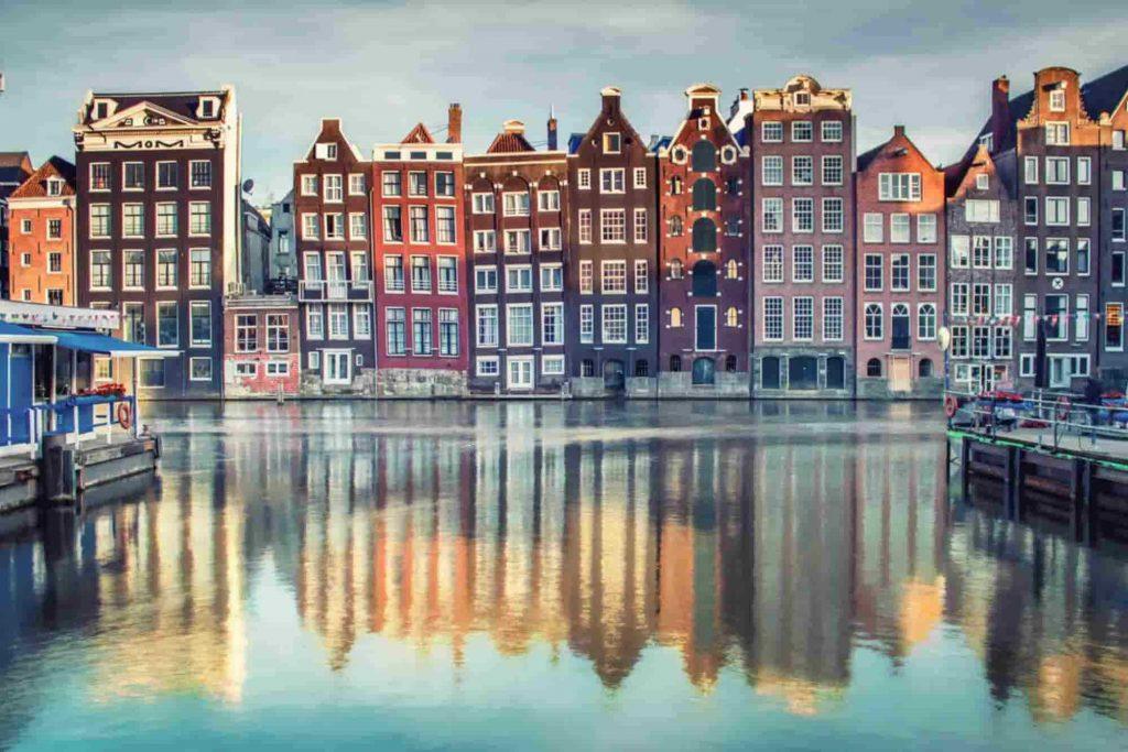 סיור חינם באמסטרדם