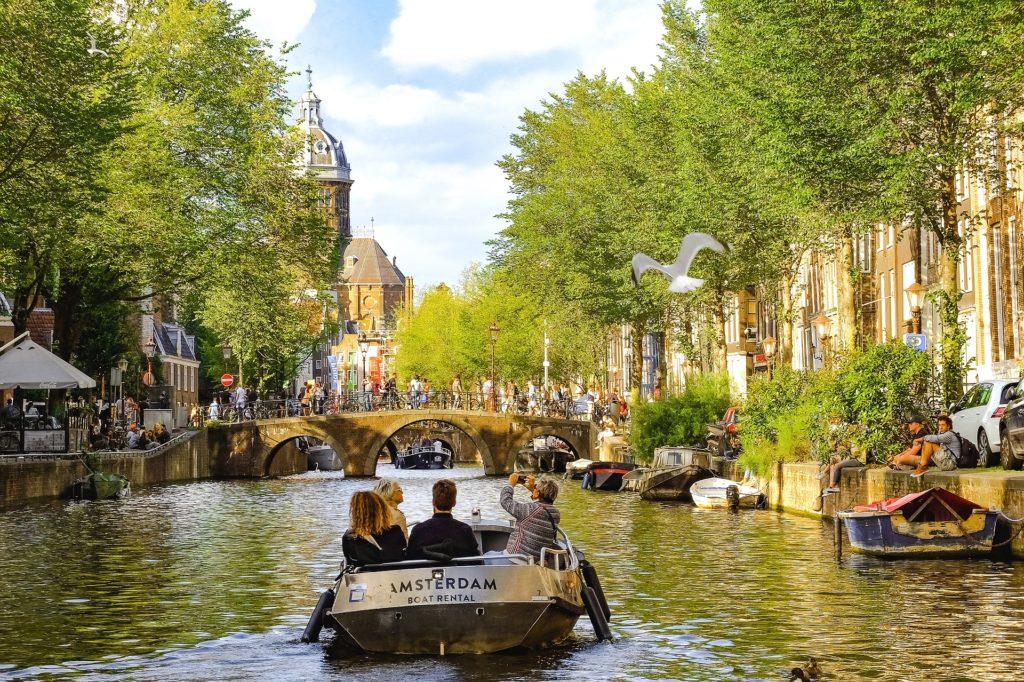 יום באמסטרדם