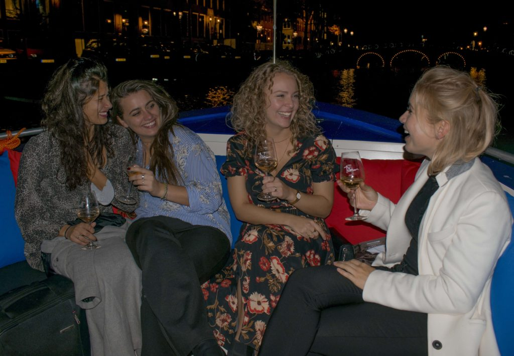 Party Boat Amsterdam
