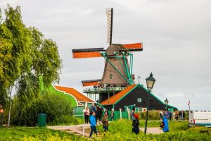 windmill tour amsterdam