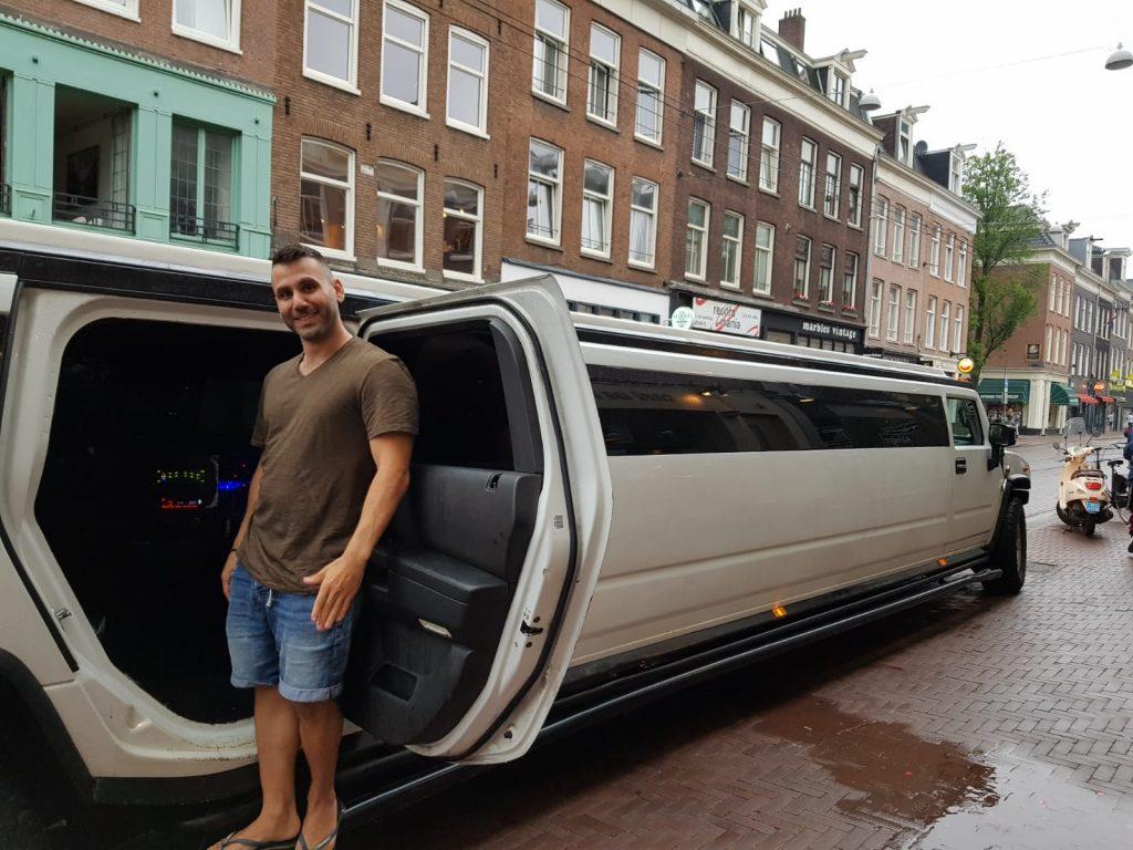 מוניות באמסטרדם