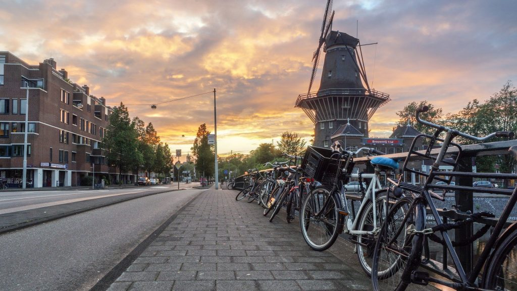 Bike Rental Amsterdam