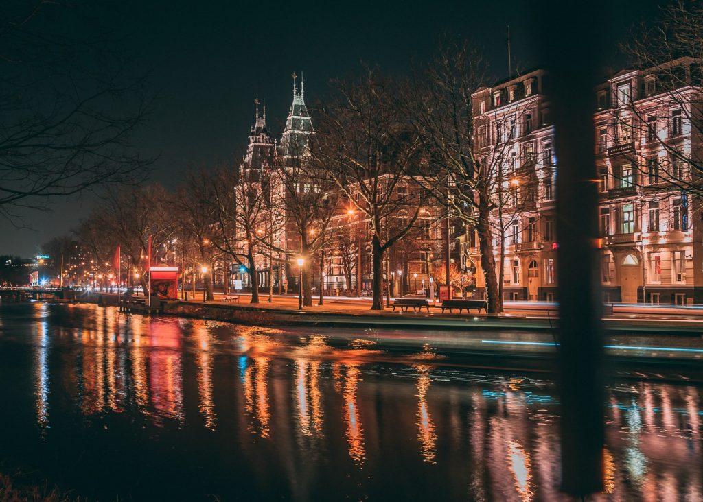 פסטיבל האורות באמסטרדם