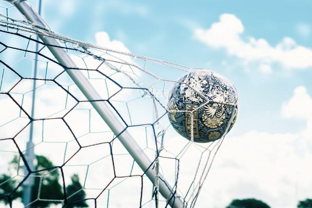 כדורגל בבועה
