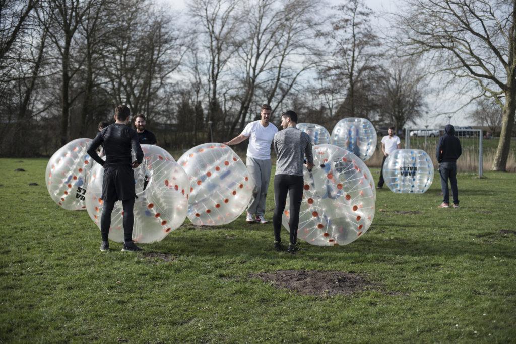 Bubble Football Amsterdam