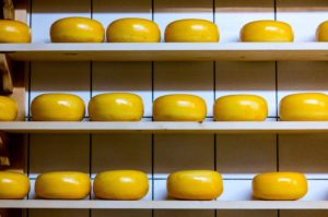 Top 5 Cheeses to try in Amsterdam
