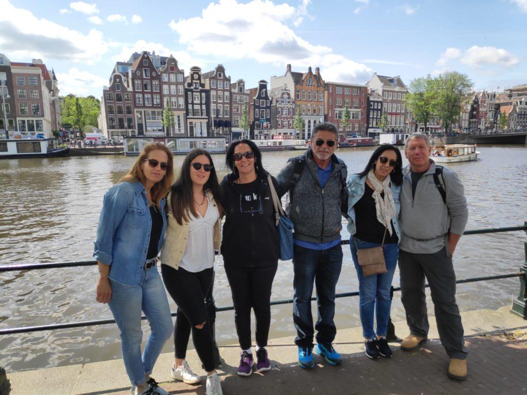 להתאהב באמסטרדם