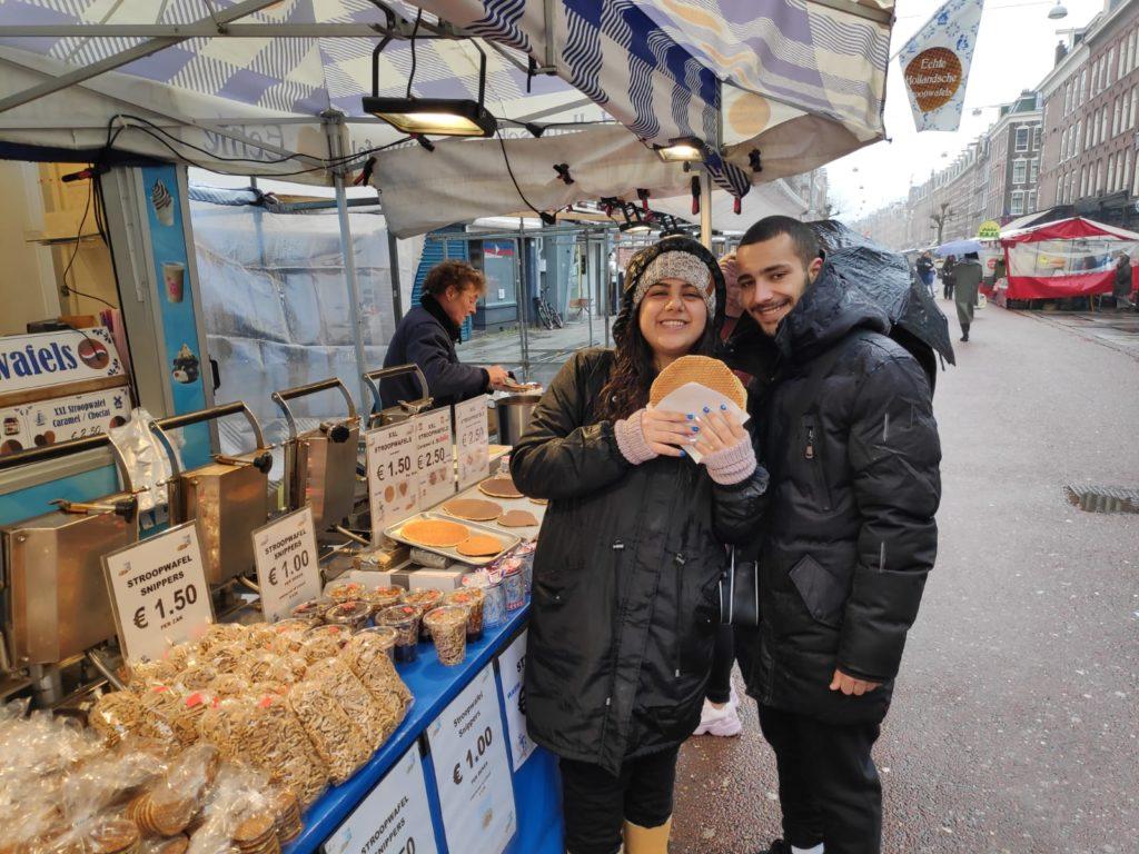 סיור אוכל בשוק אלברט