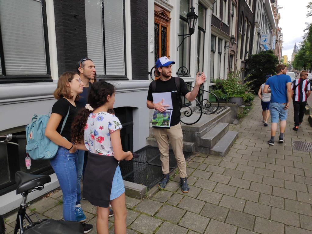סיורים בעברית באמסטרדם