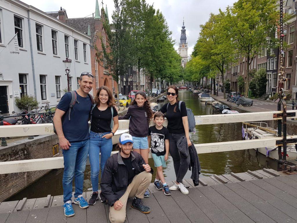 Kids tour Amsterdam