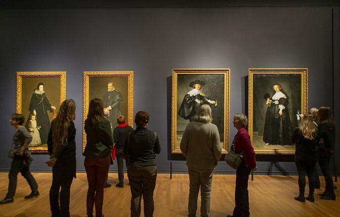 רייקסמוזיאום אמסטרדם Rijksmuseum